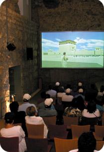 Иерусалимский археологический заповедник центр Дэвидсон